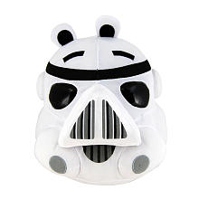 "Commonwealth Star Wars Angry Birds Stormtrooper 8"" Plush"